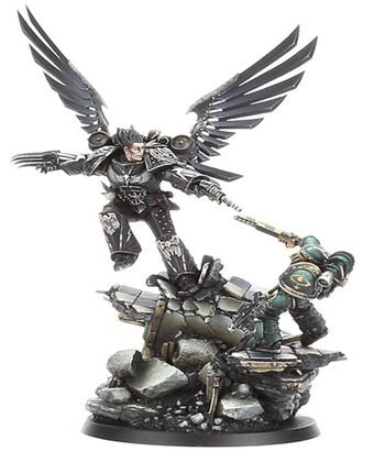 Corvus Corax Forge World Miniatura