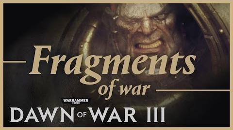 CuBaN VeRcEttI/Presentados los Fragmentos de la Guerra de Warhammer 40,000: Dawn of War III