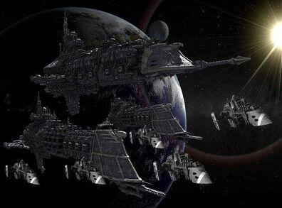 Flota grupo de combate formacion wikihammer