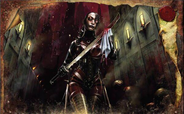 Imperio asesina culto a la muerte trabajo acabado