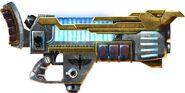 Arma plasma aguila