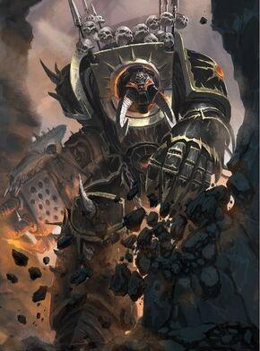 Caos legion negra exterminador del caos wikihammer