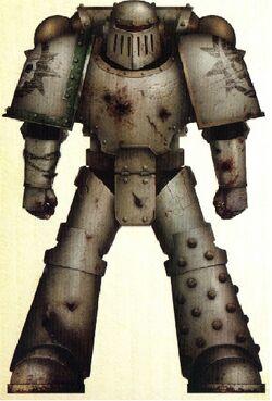 Kaleb Molor Guardia de la Muerte Istvaan III