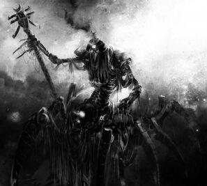 Lider Necron Tejedor Wikihammer