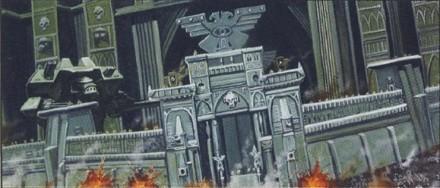Palacio imperial asedio