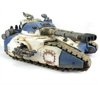 Tanque superpesado Fellblade