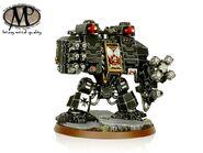 Dreadnought Acorazado Templarios Negros Martillo Sísmico Bólteres Huracán Misil Cazador Asesino