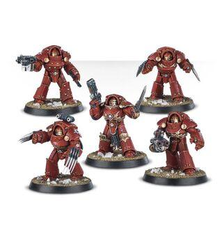 Exterminadores Tartaros Mil Hijos Burning of Prospero miniaturas