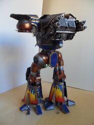 Titan Reaver 7 4 Vista Laterotrasera