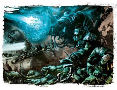 Orkos mekaniko jefe gran kañon