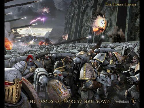 Poster Horus Rising