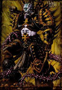 Jihar el Lacerador Señor del Caos Hijos del Emperador