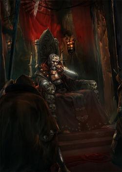 Navegante trono