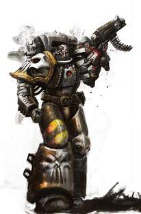 Caos guerreros de hierro (1)