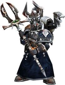 Caos hechicero legion alfa Sindri Myr
