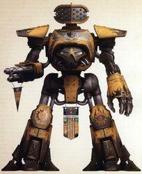 Titan Reaver Legio Fureans