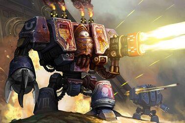Dreadnought ultramarine wikihammer