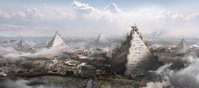 Planeta prospero ciudad tizca