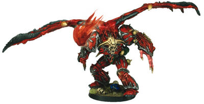Angra Daemon Prince wikihammer 40k