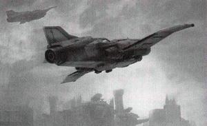 Formacion Thunderbolts Ala Ataque Titanes Legio Tempestor Istembrak Aeronaves Armada Imperial Wikihammer