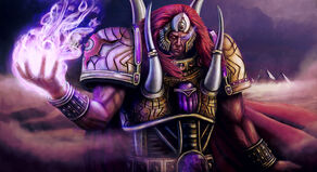 Magnus the red by koowanchee-d4dxmlm