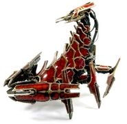Mini escorpion de bronce