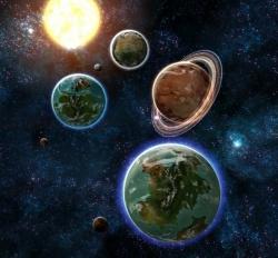Sistema Kaurava Soulstorm ilustración