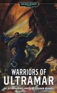 Cover Warriors of Ultramar