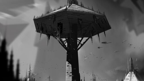 Sortiarius Torre del Cíclope Mil Hijos ilustración