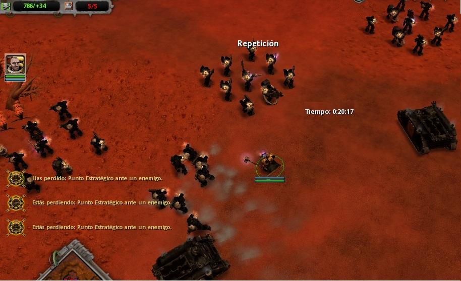 59 Los Templarios Negros vuelven a ser liderados, se preparan para mobilizarse.