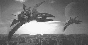 Alas de la Noche en Taro Primus Eldars Imperial Armour ilustración