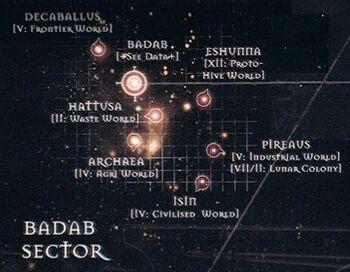 Sector Badab