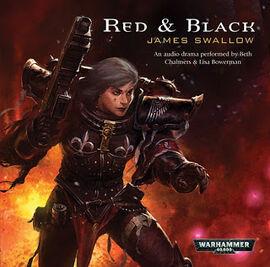 Audio Red & black