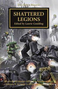 Novela Shattered Legions