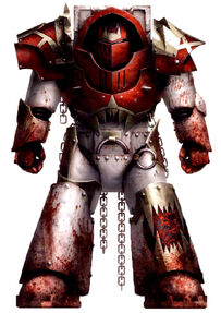 Zhukel Dror Carniceros Rojos Devoradores de Mundos FW ilustración