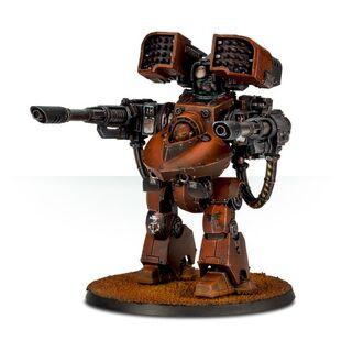 Dreadnought Deredeo cañones láser pesados Arachnus Ángeles Sangrientos Forge World miniatura