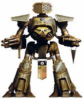Legio Gryphonicus Titán Reaver