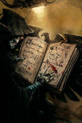 Libro necroteuco caos inquisicion