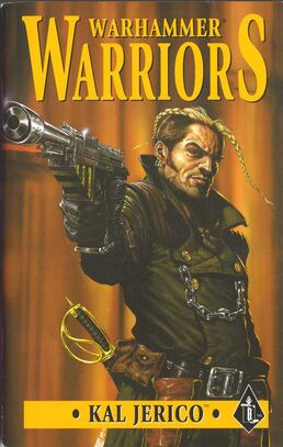 Portada warriors kal jericho