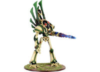 Titan Warlock eldar miniatura
