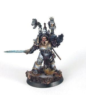 Conversión Autek Mor Señor y Padre de Hierro Clan Morragul Manos de Hierro