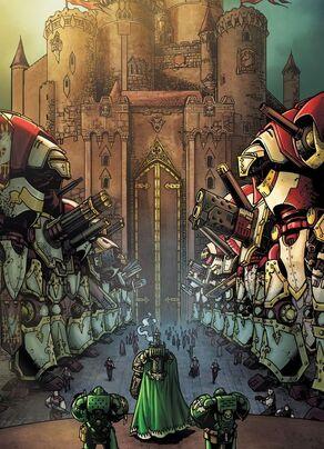 Imperio mundo caballero fortaleza