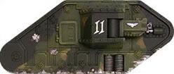 Jungla bosque camuflaje Guardia Imperial
