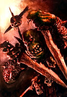 Orkos Jefe snikort