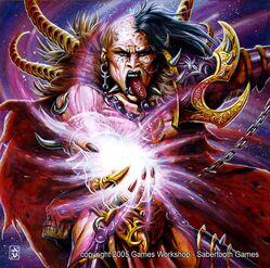 Slaanesh Sorcerer