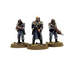 Titan tripulación (1 prínceps y 2 moderatis)