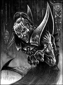 Urien Rakarth 3ª Edición ilustración