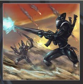 Catapulta shuriken