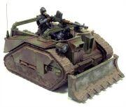 Centaur Artillery Tractor