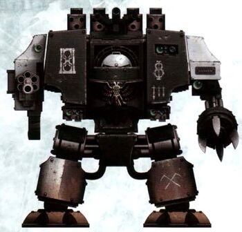 Dreadnought Fantasmas Estelares Mk. IV